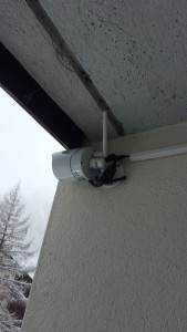 The webcam